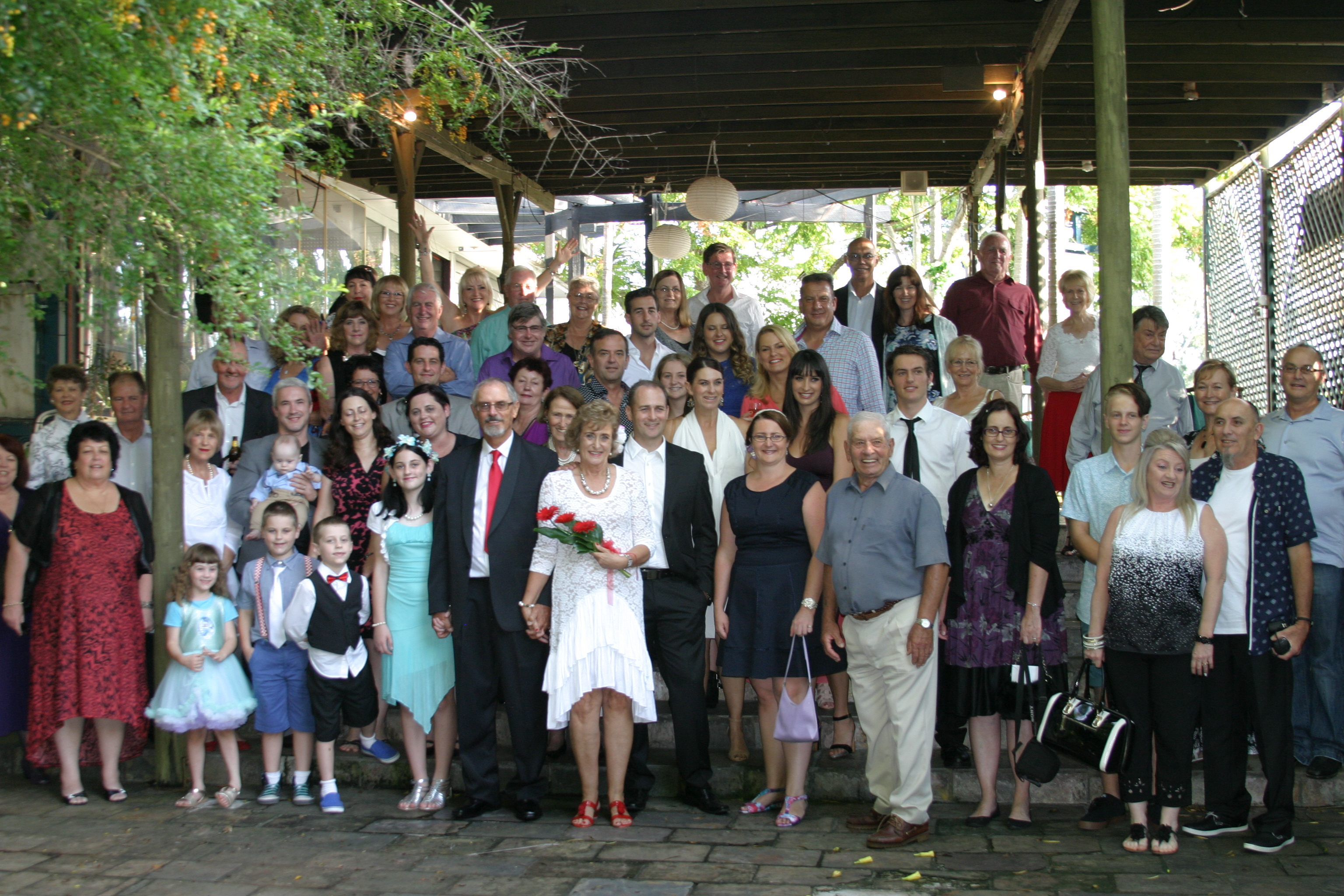 wedding-guests-after-the-ceremony
